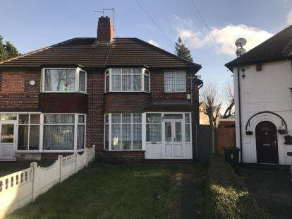 4 Bedrooms Semi Detached House for sale in Amberley Grove, Witton, Birmingham, West Midlands