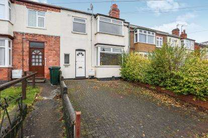 3 Bedrooms Terraced House for sale in Winifred Avenue, Earlsdon, Coventry