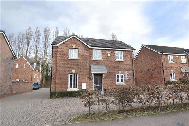3 Bedrooms Detached House for sale in Amport Lane Kingsway, Quedgeley, GLOUCESTER, GL2 2GG