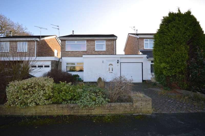 5 Bedrooms Link Detached House for sale in Barnes Green, Spital