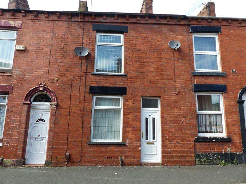 2 Bedrooms Terraced House for sale in Marion Street, Oldham