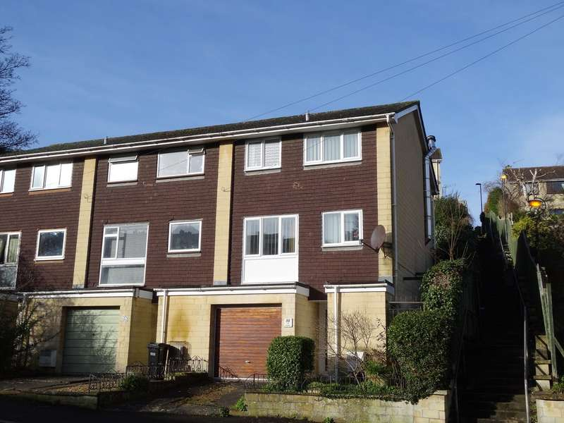 3 Bedrooms End Of Terrace House for sale in Ivy Avenue, Oldfield Park, Bath