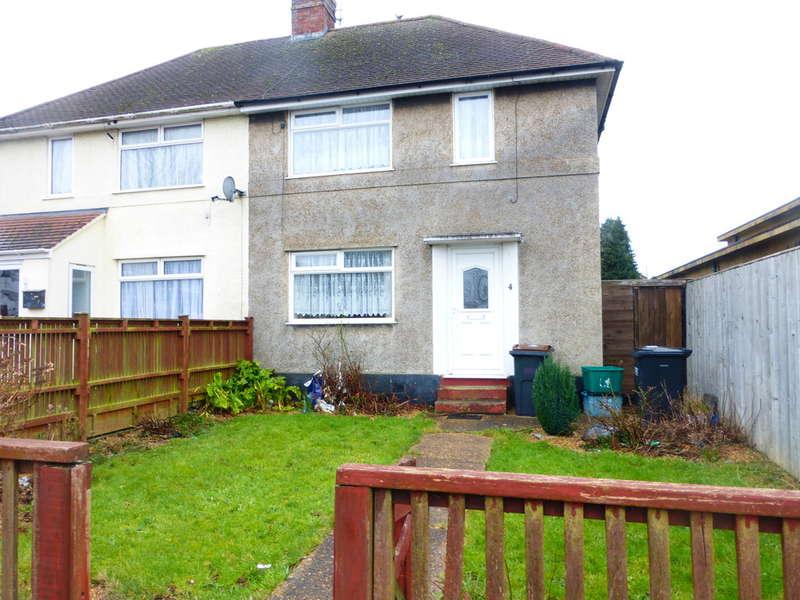 2 Bedrooms Semi Detached House for sale in Montacute Road, New Addington, Croydon, CR0