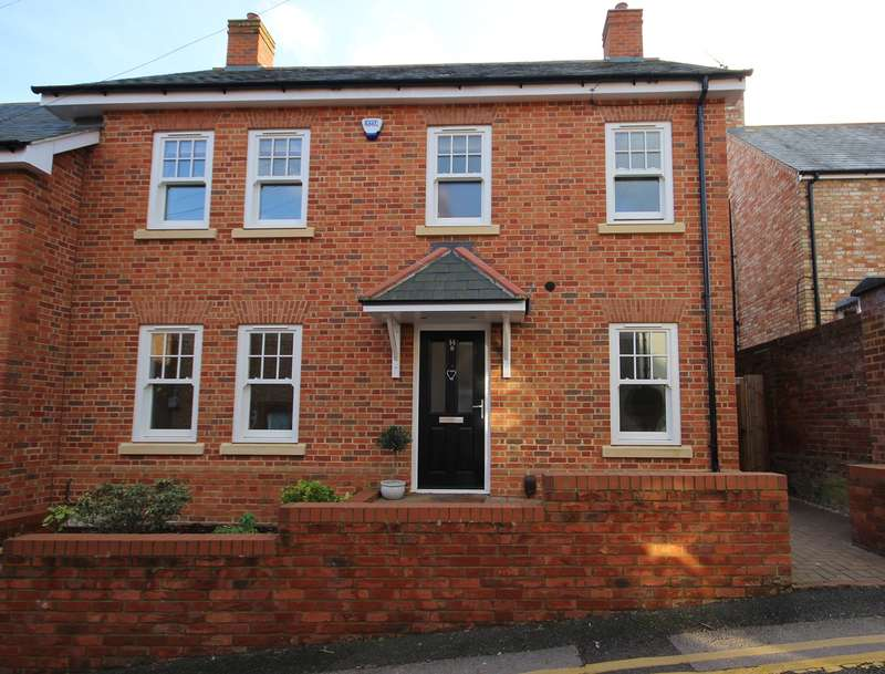4 Bedrooms Semi Detached House for sale in Park Street, Ampthill, Bedford, MK45