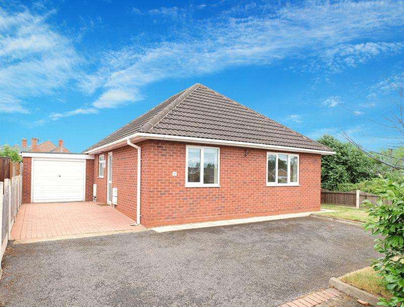 2 Bedrooms Detached Bungalow for sale in Mill Lane, Stourport-On-Severn DY13 9BH