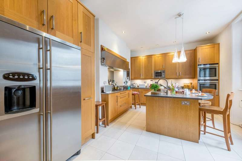 4 Bedrooms Flat for sale in Kensington Mansions, Earls Court, SW5