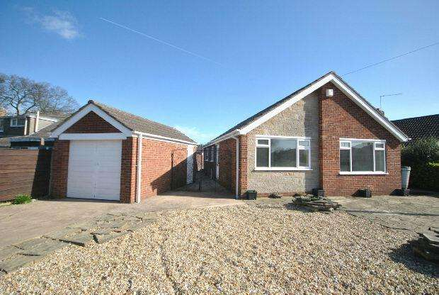3 Bedrooms Detached Bungalow for sale in Chestnut Road, Waltham, GRIMSBY