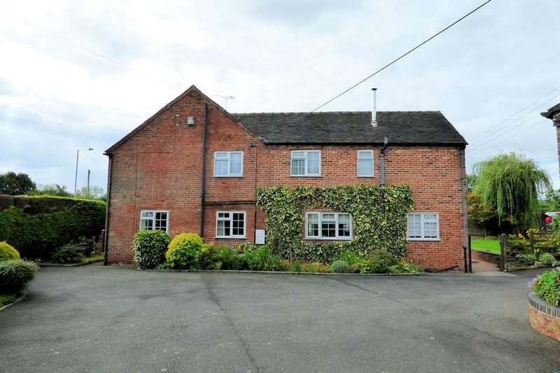 5 Bedrooms Detached House for sale in Moreton Lane, Draycott-in-the-clay