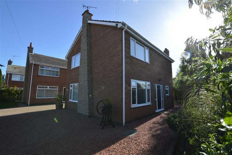3 Bedrooms Detached House for sale in Church Lane, Withernwick, East Yorkshire