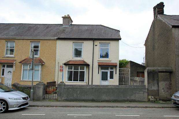 3 Bedrooms End Of Terrace House for sale in Abbey Mead, Carmarthen, Carmarthenshire