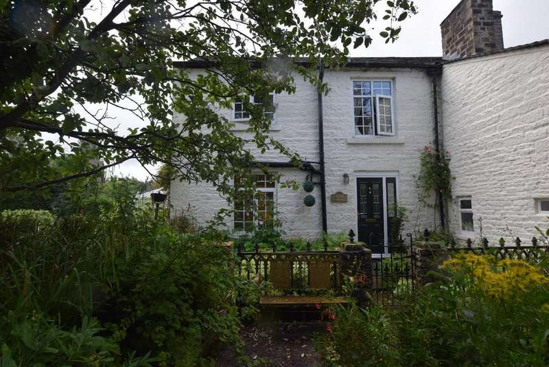 3 Bedrooms Semi Detached House for sale in Manchester Road, Chapel-en-le-Frith