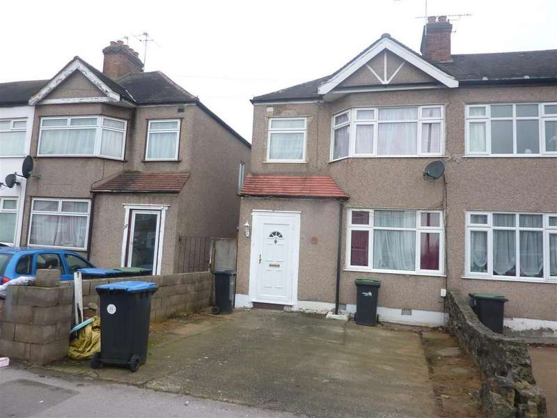 3 Bedrooms End Of Terrace House for sale in Newbury Ave, Enfield