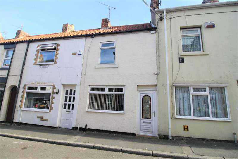 2 Bedrooms Terraced House for sale in Chapel Street, Middlesbrough