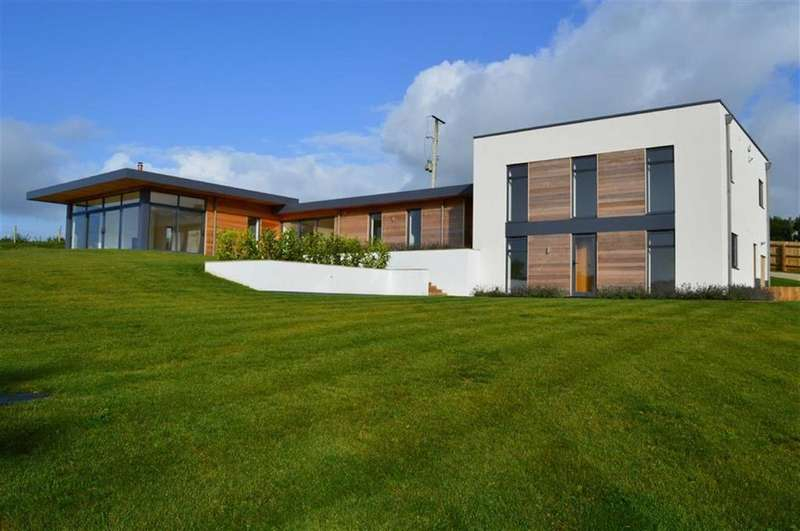 5 Bedrooms Detached House for sale in Tarrant Gunville, Blandford Forum, Dorset