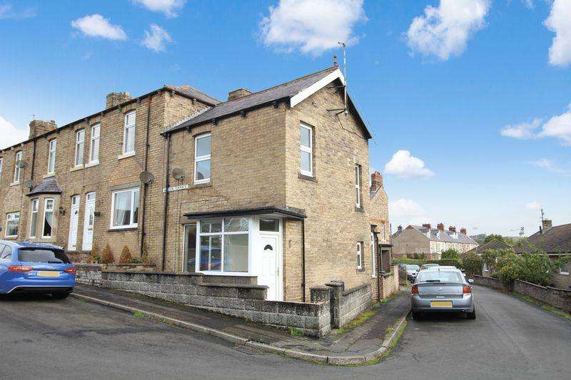 2 Bedrooms Terraced House for sale in Wydon Terrace, Haltwhistle