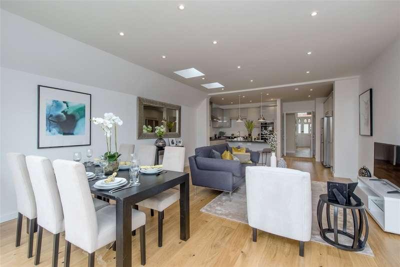 4 Bedrooms Terraced House for sale in Elsenham Street, Southfields, London, SW18