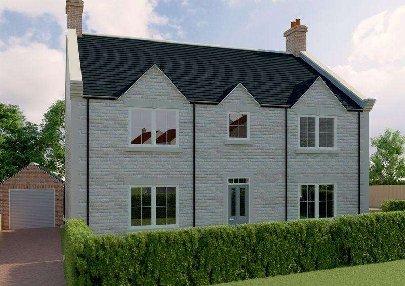 4 Bedrooms Detached House for sale in Easterfield House, The View, Pickering