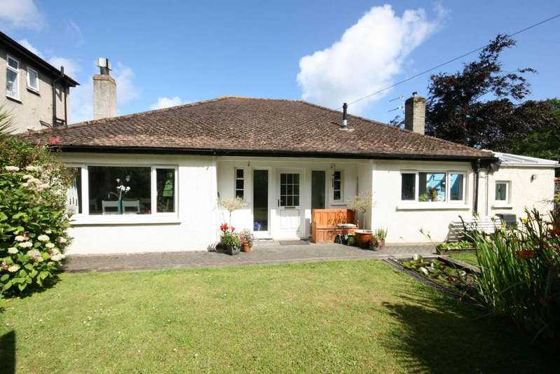 2 Bedrooms Detached Bungalow for sale in Conway Old Road, Penmaenmawr, LL34 6YE