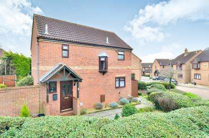3 Bedrooms Detached House for sale in Shuttleworth Grove, Milton Keynes