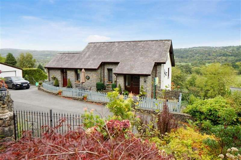 4 Bedrooms Detached House for sale in Jubilee Road, Trefriw, Conwy