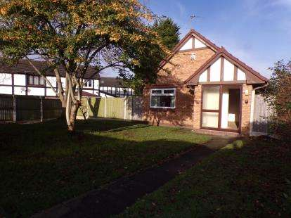 2 Bedrooms Bungalow for sale in St. Cuthberts Close, Liverpool, Merseyside, England, L12