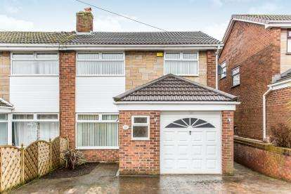 3 Bedrooms Semi Detached House for sale in Hinckley Road, St. Helens, Merseyside, WA11
