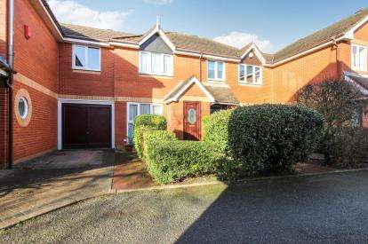 2 Bedrooms Terraced House for sale in Mellings Wood, Lytham St Annes, Lancashire, England, FY8