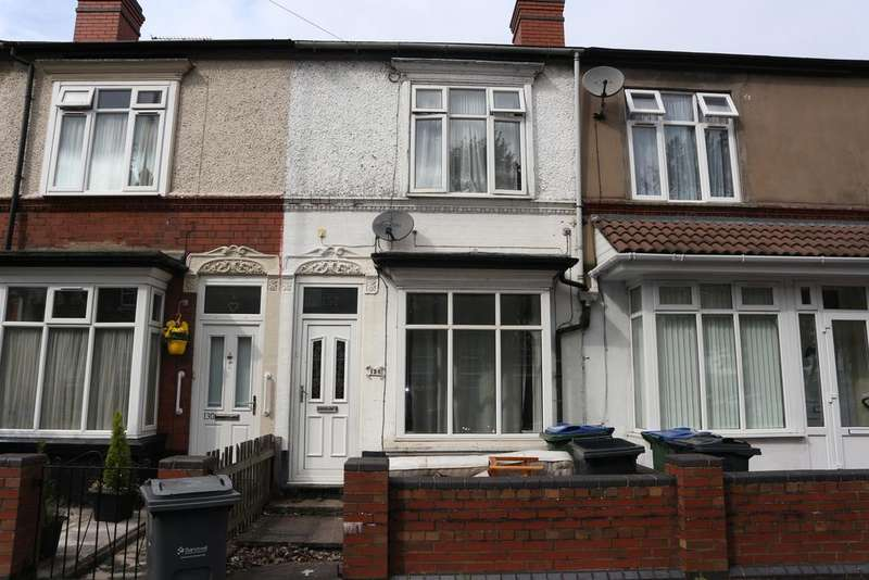 3 Bedrooms Terraced House for rent in Waterloo Road, Smethwick B66