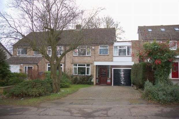 5 Bedrooms Semi Detached House for sale in Sywell Road, Overstone, Northampton NN6 0AG