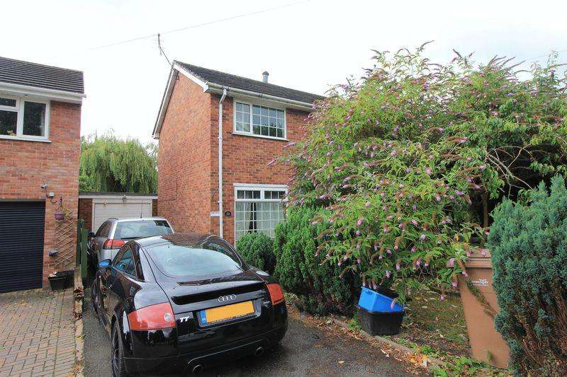 3 Bedrooms Semi Detached House for sale in Unicorn Road, Oswestry