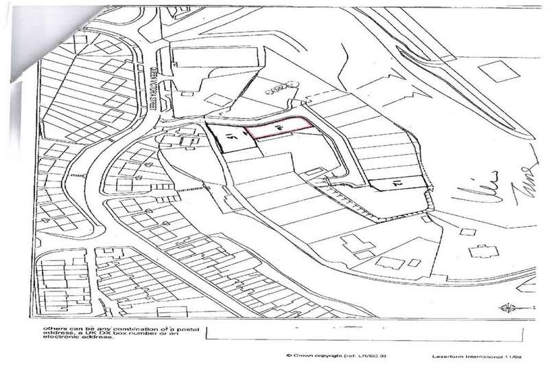 Land Commercial for sale in Plot at Marion Close, Tredegar