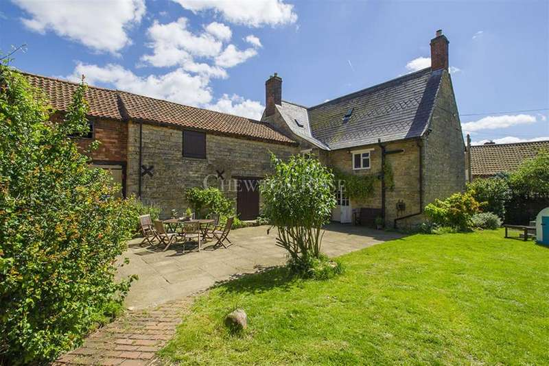 4 Bedrooms Farm House Character Property for sale in Stonesby, Melton Mowbray