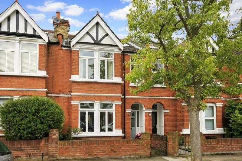 4 Bedrooms House for sale in Bonser Road, Twickenham, TW1