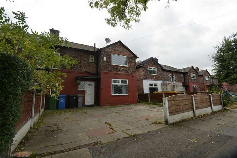 3 Bedrooms Semi Detached House for sale in Talbot Road, STRETFORD