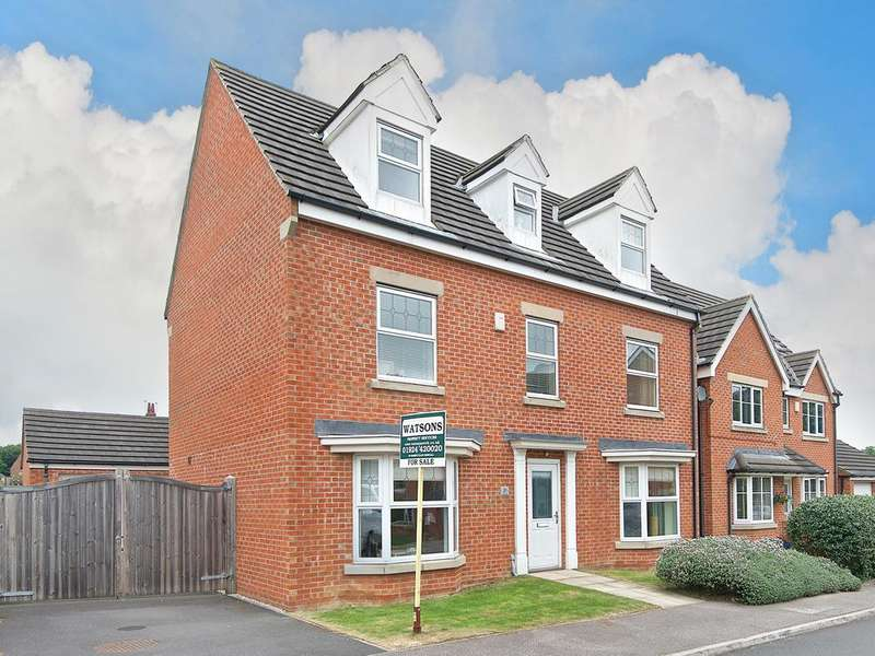 6 Bedrooms Detached House for sale in Fern View, Gomersal