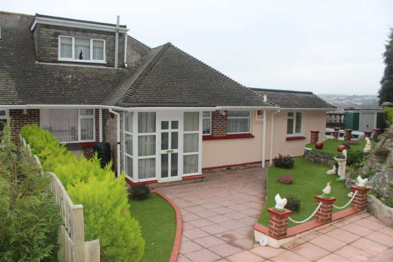 3 Bedrooms House for sale in Lauriston Close, Torquay