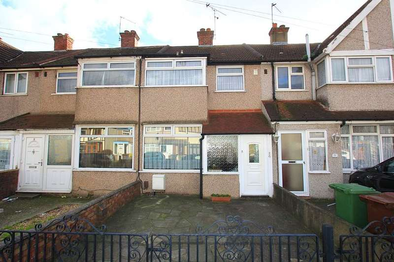 3 Bedrooms Terraced House for sale in School Road, Dagenham, Essex, RM10 9QJ