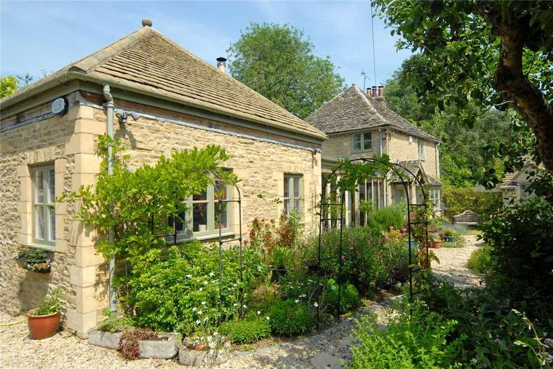 3 Bedrooms Detached House for sale in Church Green, Burford, OX18