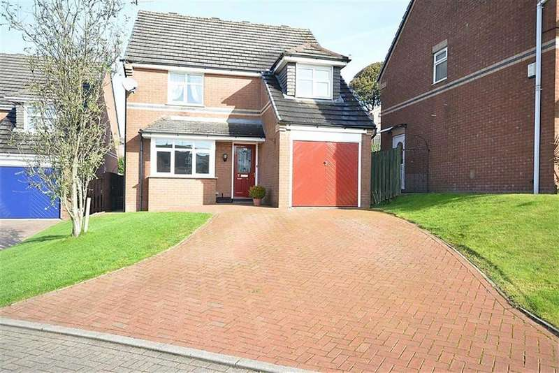 4 Bedrooms Detached House for sale in Hexham Close, Baxenden, BB5