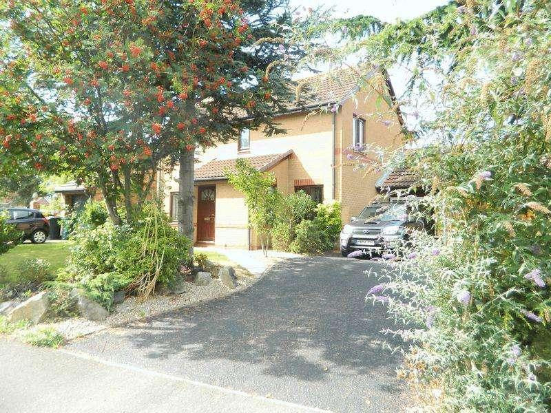 4 Bedrooms Detached House for sale in Bodelwyddan Avenue, Kinmel Bay