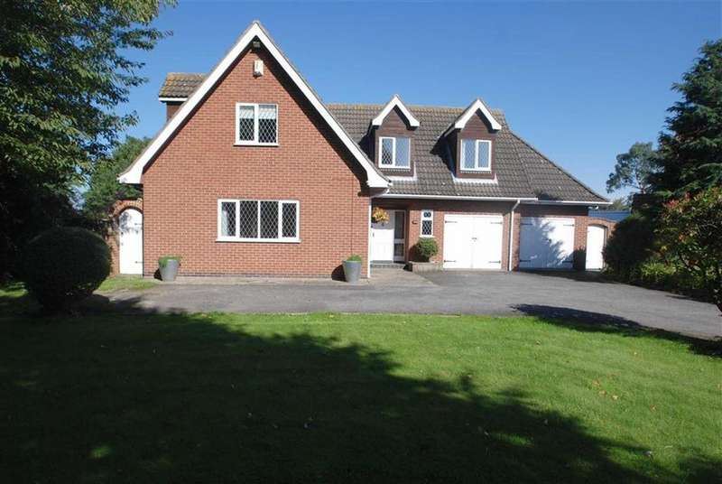 4 Bedrooms Detached House for sale in Eastwood Road, Boston