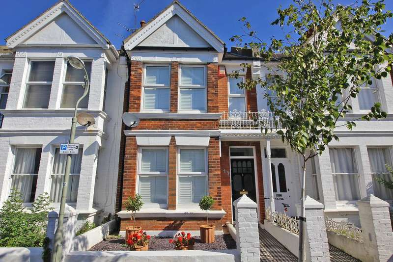3 Bedrooms Terraced House for sale in Brighton BN1
