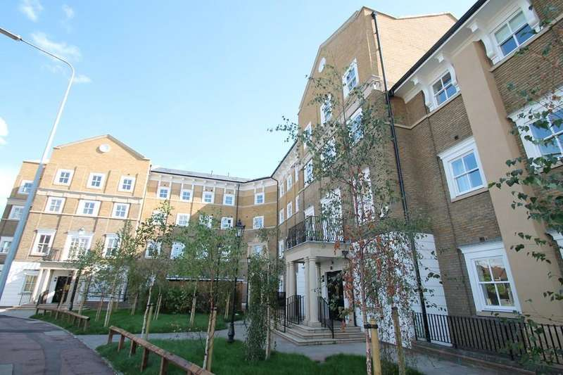 2 Bedrooms Apartment Flat for sale in Chancellors Place, Broomfield Road, Chelmsford