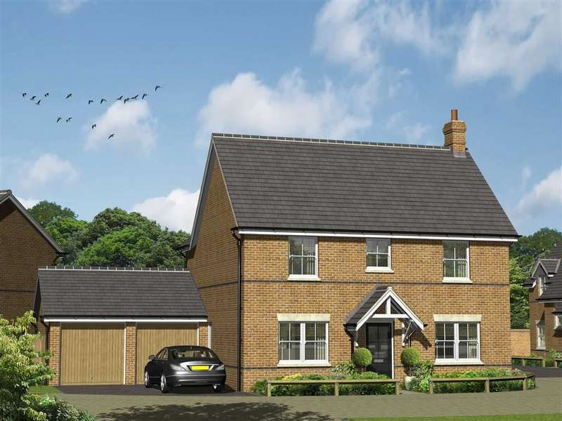 4 Bedrooms Detached House for sale in Cow Lane, Edlesborough, Buckinghamshire, LU6