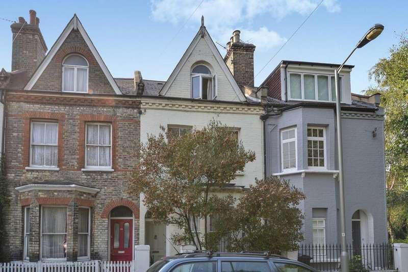 4 Bedrooms Terraced House for sale in Home Road, Battersea