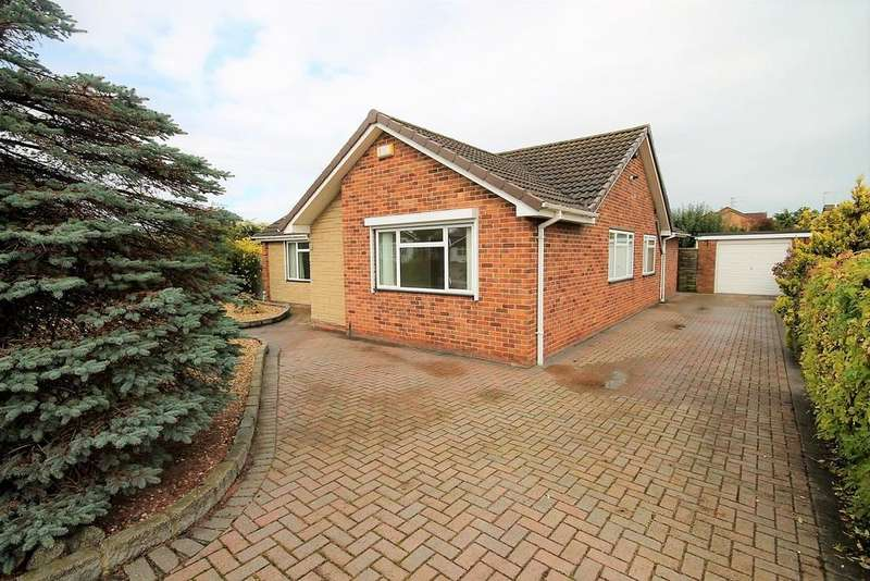 4 Bedrooms Detached Bungalow for sale in Woodborough Lane, Stockton-On-Tees
