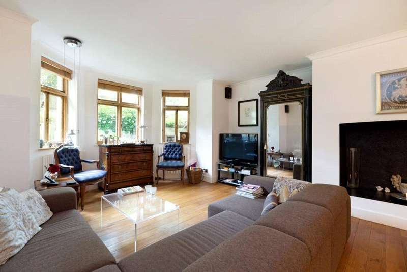 3 Bedrooms Flat for sale in Riverdale Road, Twickenham, Middlesex, TW1