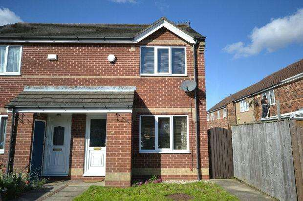 2 Bedrooms End Of Terrace House for sale in Beck Walk, Cleethorpes