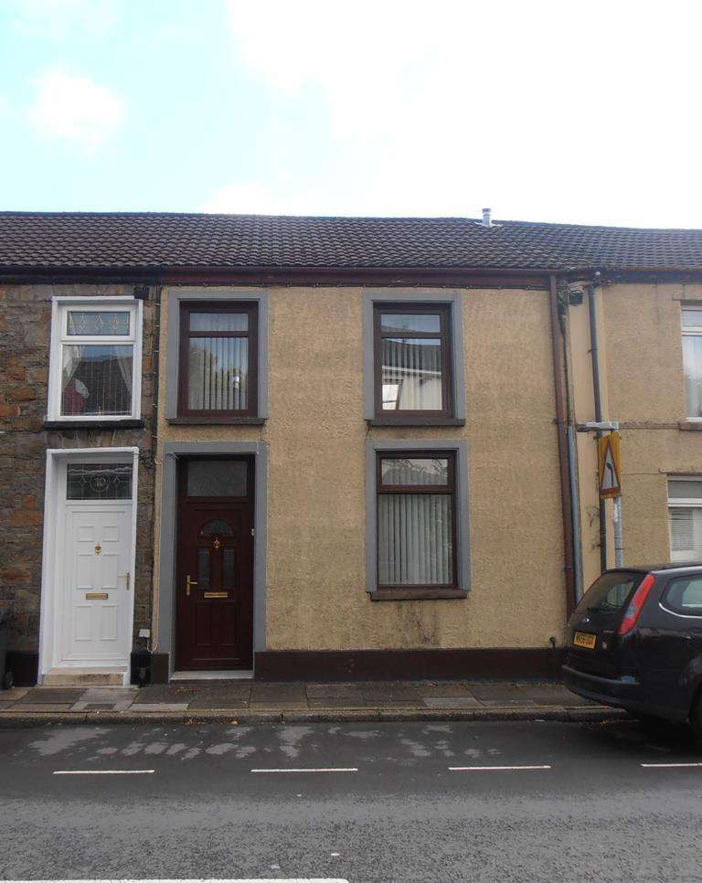 2 Bedrooms Terraced House for sale in Cardiff Road, Aberdare