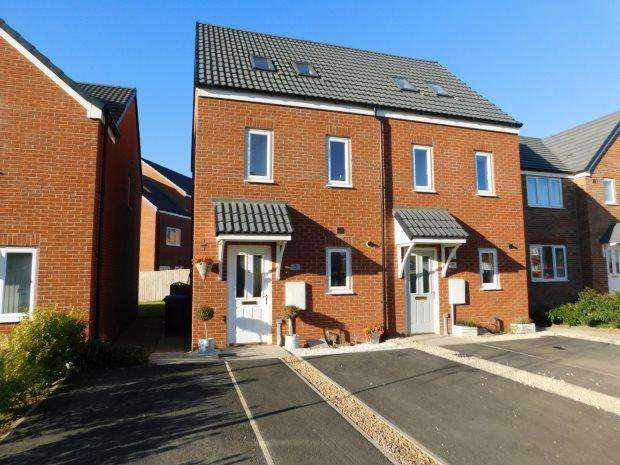 3 Bedrooms Semi Detached House for sale in BELL AVENUE, BOWBURN, DURHAM CITY : VILLAGES EAST OF